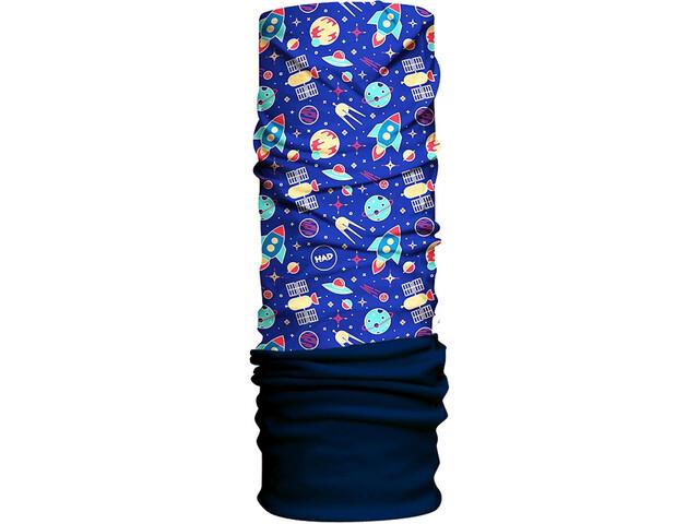 HAD Originals Fleece Tube Kids rocket/navy